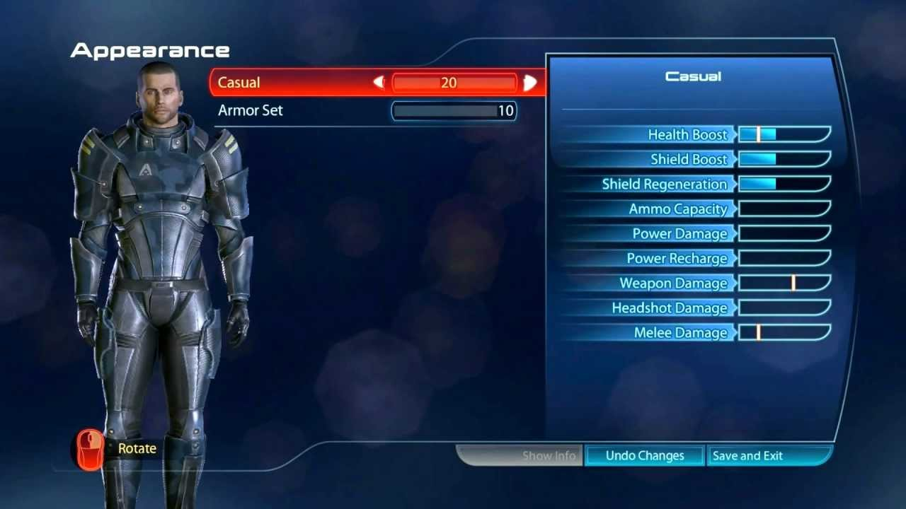 Mass effect 3 additional casual outfits youtube maxwellsz