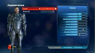 Mass Effect 3 - Additional Casual Outfits