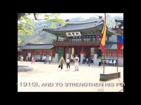 Su-won Hwaseong Fortress, Korea :)