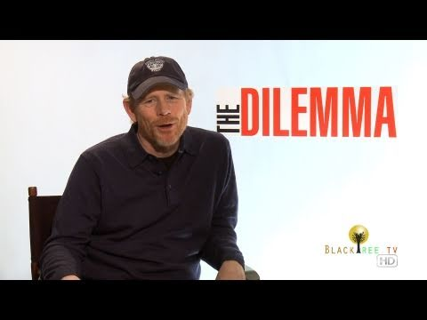 """Ron Howard Interview, """"The Dilemma"""""""
