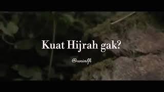 Tips istiqomah hijrah by uni alfi
