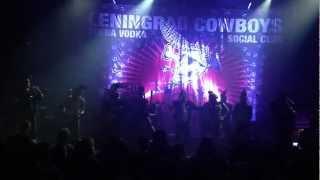 Leningrad Cowboys, Bad Ischl, 06.09.2012