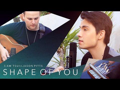Cover Lagu Shape of You (Ed Sheeran) - Sam Tsui LOOPING COVER ft. Jason Pitts | Sam Tsui STAFABAND