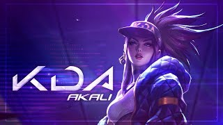 K/DA - Akali (Remix)