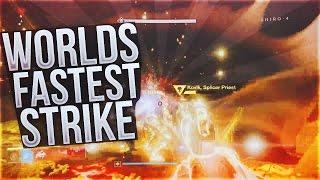 WORLDS FASTEST STRIKE in DESTINY 2:32 Wretched Eye