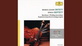 Bruch: Septett Es-dur op.post. - 1. Andante maestoso - Allegro con brio