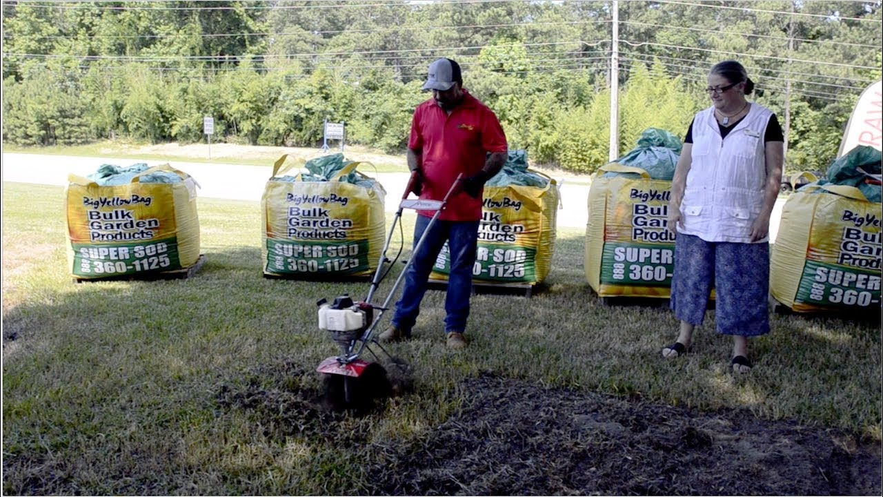 Preparing Healthy Soil Before Laying Sod You