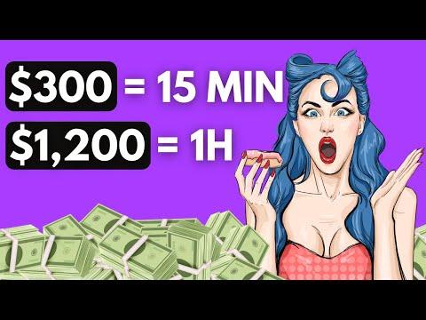 Earn $300 On Autopilot Every 15 Min (FREE)   Make Money Online