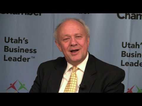 President's Message: Strengthening Utah's international business