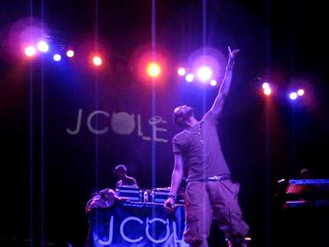 J. Cole talks college + A Star is Born/All I Want is Born live at the Tabernacle 10/2/11