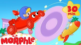 Morphles MAGIC TIME RACER! My Magic Pet Morphle   Cartoons For Kids   Morphle   Mila and Morphle