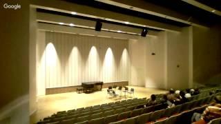 Tim Hamilton, Arias Fischer, and Logan Barrow Senior Recitals