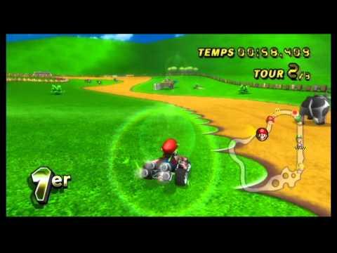 Mario Kart Wii Prairie Meuh Meuh
