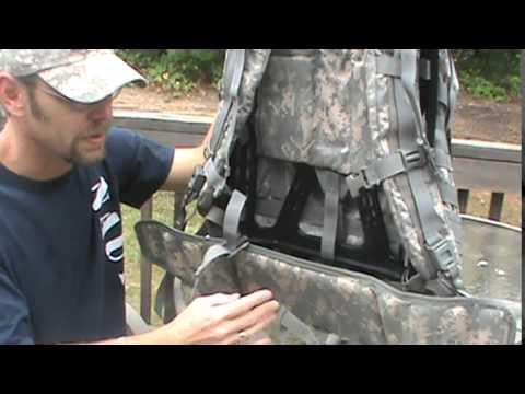 USGI ACU Digital Army Rucksack Gen II