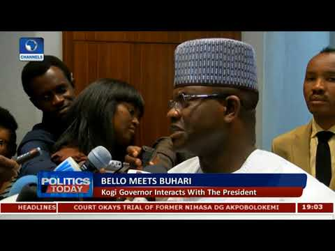 Agbonayinma,Ikeji Face-Off On Pres Buhari Being Petrol Minister Pt.1  Politics Today 