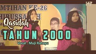 Live Qasidah TAHUN DUA RIBU || By Al Fanan Group Vocal : Muji Rahayu