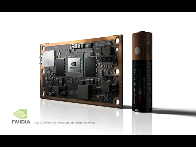 The dawn of the new Jetson    Nvidia Jetson TX2 has come