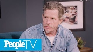 Thomas Haden Church Says Crew Caught Fire During Spiderman 3 Stunt | PeopleTV