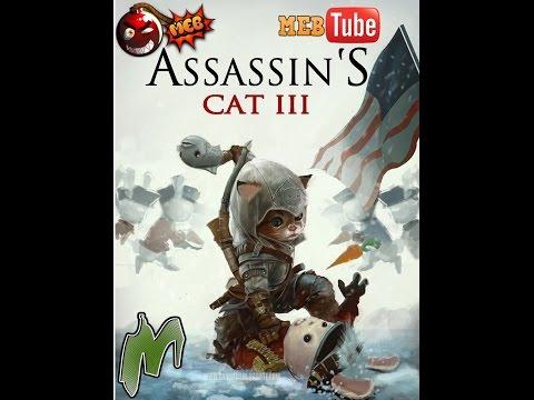 Assassin's Creed CAT / Асасин кот