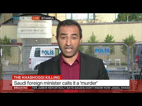 Erdogan says Turkish cabinet to discuss Khashoggi killing
