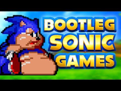 Bootleg Sonic Games