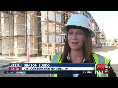 Kern Back In Business: Construction Jobs In Need In Bakersfield