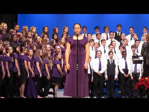 "Phoenixville Area Middle School 7th and 8th Grade Chorus: ""A Hanukkah Wish"""""