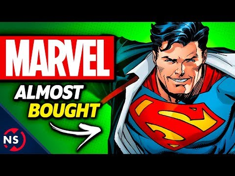 Marvel Almost Bought DC Comics?! || Comic Misconceptions