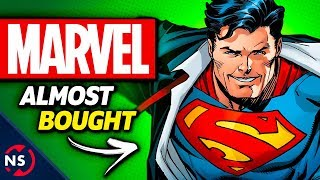 That Time MARVEL Almost Bought DC Comics... || Comic Misconceptions