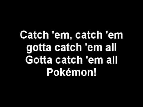 Pokérap with lyrics!