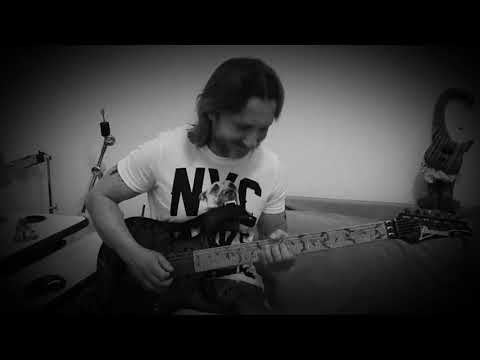 Alessandro Carrino- Extreme- Rest in peace Guitar solo Cover