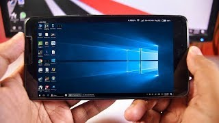 How To Install/Run Windows 10, 8.1, XP, 95 In Any Android Device