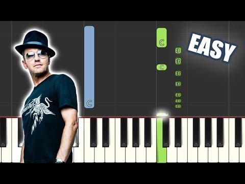 I Just Need U. - TobyMac   EASY PIANO TUTORIAL By Betacustic