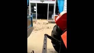 Geyve'de büyük sel felaketi2 / Geyve.com