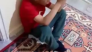 MASAL VAKTİ çekimlerinde çocukların halleri 3