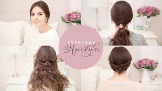 4 coiffures faciles pour la rentrée Thumbnail