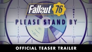 Fallout 76 – Official Teaser Trailer (PEGI)