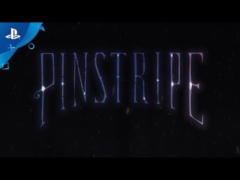 Pinstripe - Coming Soon Trailer | PS4