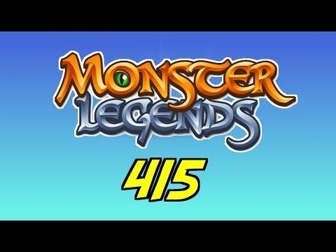 "Monster Legends - 415 - ""Go For Limited Time Monster?"""