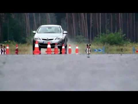 Opel Astra J - Chassis Testing