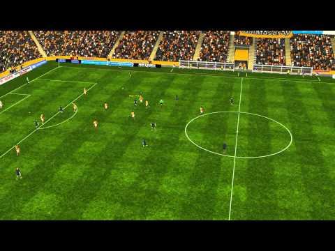Galatasaray ile Fenerbah�e - Gol G�khan G�n�l 95 dakika