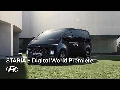 Hyundai STARIA Digital