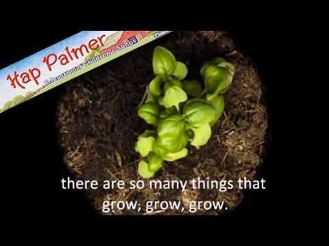 Growing - Hap Palmer