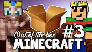 Minecraft Out of The Box met David & Milan - Deel 3/3
