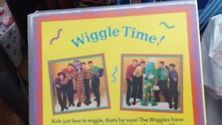 Opening to The Wiggles - Wiggle Time 1993 Australian VHS (Temporary Use)