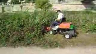 Rider Husqvarna 21 PF AWD