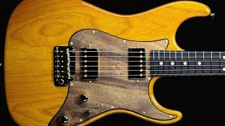 Chill Ethereal Groove Guitar Backing Track Jam in A Minor