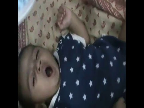 how to put 3 month old baby to sleep