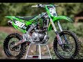 Wide open KLX140 RAW - Dirt Bike Magazine