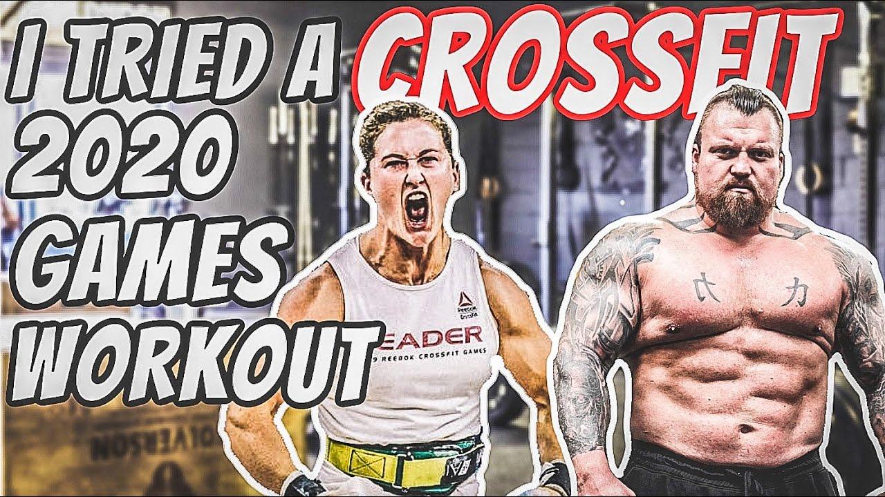Strongman Tries CrossFit | Damn Diane ft. Eddie Hall